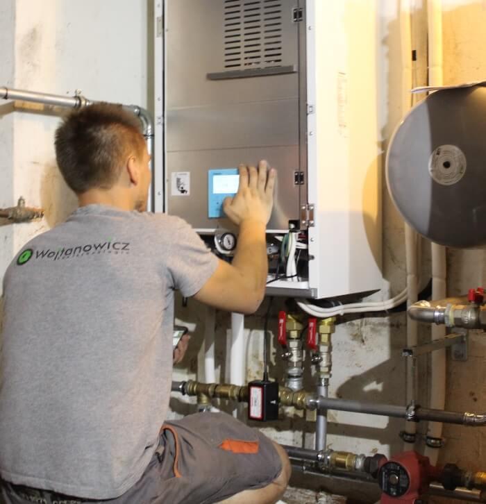 panasonic pompa powietrzna opolskie